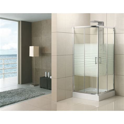box doccia cristallo 6 mm cabina doccia box doccia angolare cristallo serigrafato 6 mm