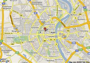 Google Maps Köln : map of renaissance cologne hotel cologne ~ Watch28wear.com Haus und Dekorationen