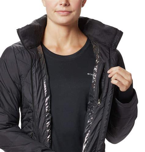Columbia Women's Heavenly Jacket, Insulated, Water ...