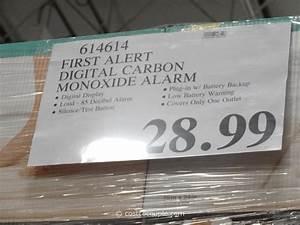 First Alert Digital Carbon Monoxide Alarm