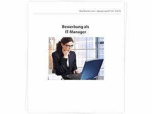 Bewerbung Als Führungskraft : it manager bewerbung tipps zu anschreiben und lebenslauf ~ Markanthonyermac.com Haus und Dekorationen