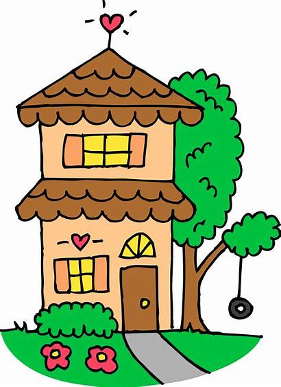 Clipart Housing Background Cliparts Clip Library