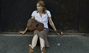 Tracks Of Her Tears Folk Singer Diana Jones Talks To