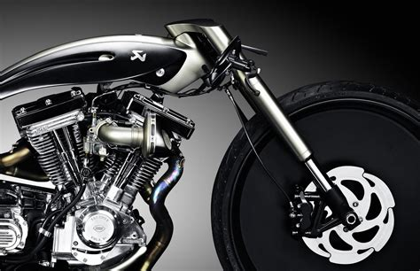 Akrapovič Morsus Custom Motorcycle