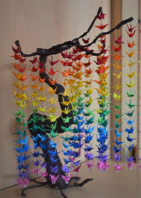 basteln mit kindern  origami diy projekte