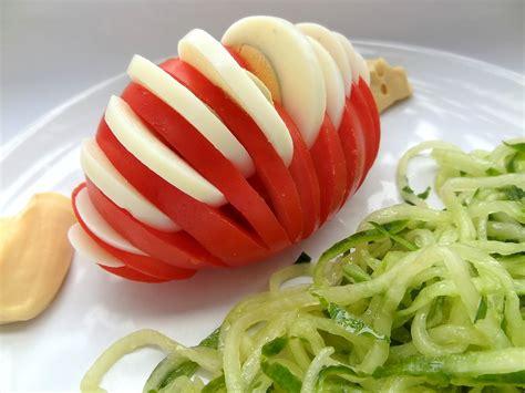 la cuisine pas chere tomate oeuf dur une très entrée la tendresse en