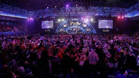 pdc world darts championship  released darts news