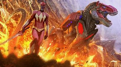 Rangers Power Ranger Background Wallpapers Deviantart Megazord