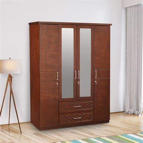 buy victoria solid wood  door wardrobe  antique