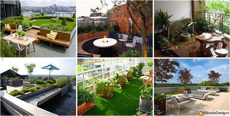 terrazzo pensile giardino in terrazzo come creare uno spazio verde pensile