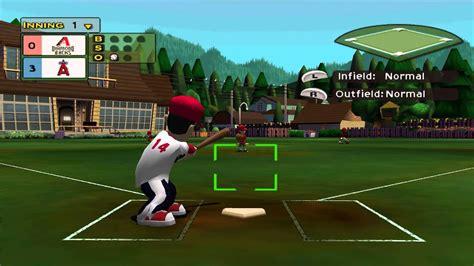 Backyard Sports by Dolphin Emulator 4 0 2 Backyard Sports Baseball 2007