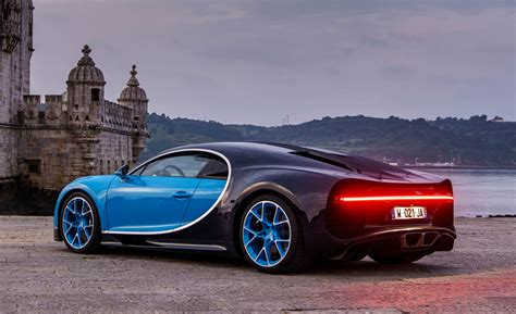 2017 Bugatti Chiron Driven! Holy Mother Of—!