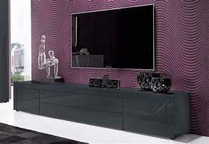 Tv Board 200 Cm : tv lowboard breite 200 cm wohnzimmer ~ Whattoseeinmadrid.com Haus und Dekorationen