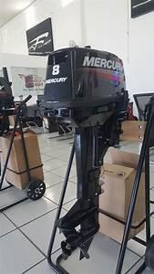 Motor De Popa Mercury 8 0 Hp 2 Tempos
