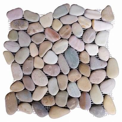 Pebble Natural Tile Flooring Golden Stone Tiles