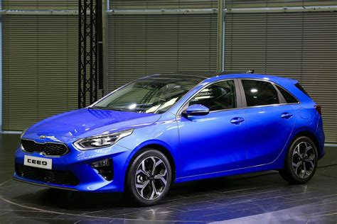 2019 Kia Cerato Hatch Styling Revealed