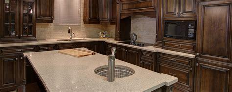 comptoir de cuisine quartz ou granit comptoirs cuisiversions cuisines et salles de bain