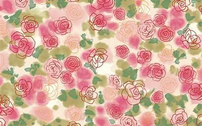 Pattern Wallpapers Desktop Patterns Background Flower Rose