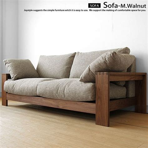 Wood Frame Loveseat by Best 25 Wooden Sofa Ideas On Wooden Sofa Set
