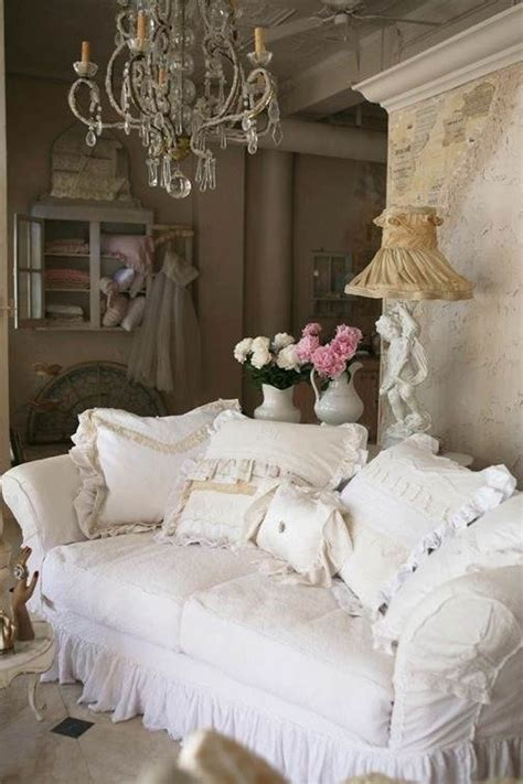 Wohnzimmer Shabby Style by Shabby Chic Style Living Room Design