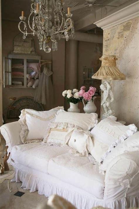 Bilder Shabby Style by 25 Shabby Chic Style Living Room Design Ideas Decoration
