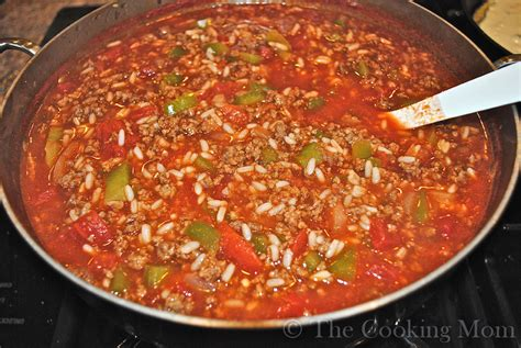 stuffed pepper soup  cooking mom
