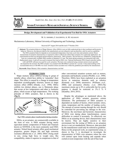 (PDF) Design, Development and Validation of an
