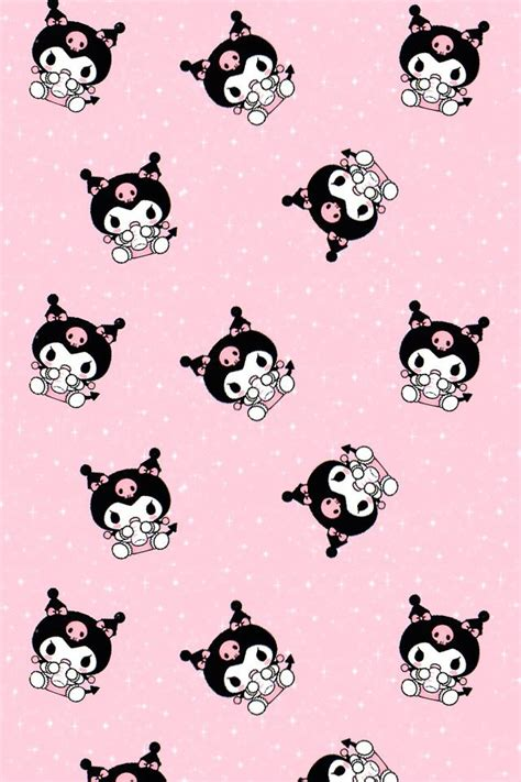 kuromi  melody sanrio wallpaper  melody  creepy
