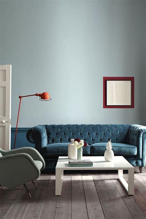 wandfarbe wohnzimmer sofa blau   Wandfarbe wohnzimmer ...