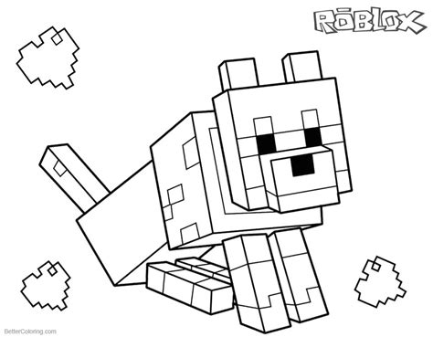 Roblox Roblox Kleurplaat by Roblox Coloring Pages Minecraft Free Printable