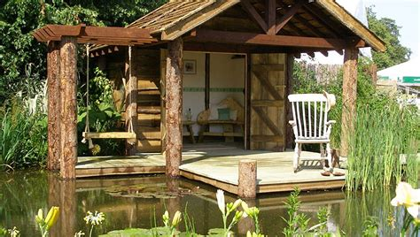 Backyard Structure Ideas by Garden Buildings And Structures Landscape Garden