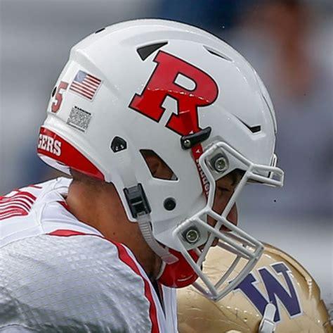 Rutgers - HELMET HISTORY