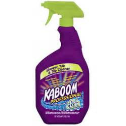 757037352762 upc kaboom shower tub and tile cleaner