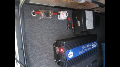 watt power simple pure sine wave inverter install