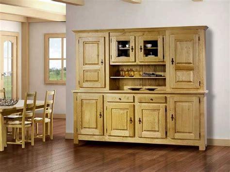 meuble vaisselier cuisine vaisselier cuisine bois massif wraste com