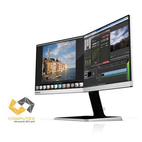 piedistallo monitor philips 19dp6qjns monitor con due display integrati