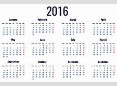 calendar 2016 clipart Clipground