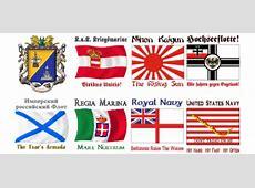 Wargamer Naval Ensign & Flag Shirts