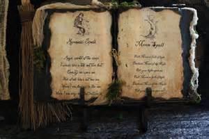 Real Mermaid Spell Books