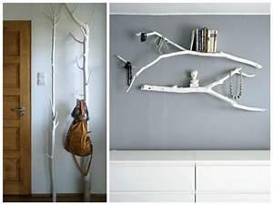 Branche De Bois Deco : des branches de bois dans ma d co aventure d co ~ Teatrodelosmanantiales.com Idées de Décoration