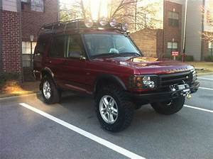 2004 Land Rover Discovery Series Ii  2004 Land Rover