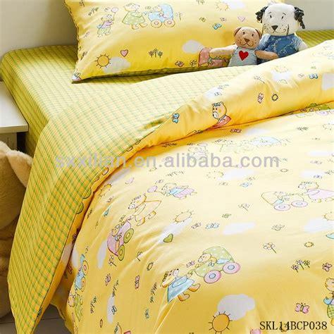 bright coloured cartoon printing100 cotton twill fabric