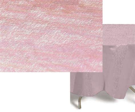 Tischdecke Rosa by Runde Tischdecke Rosa Changierend