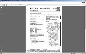 2003 Acura Tl Engine Diagram Location Of A C Fan
