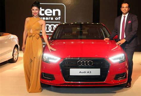 Audi Launches A3 Sedan, Eyes Top Slot In India With 10 New
