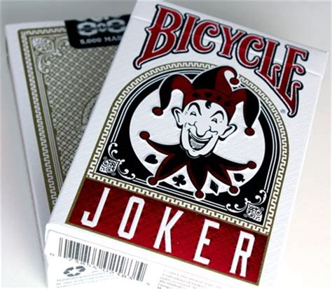 Buy Magic Tricks Bicycle Joker Deck