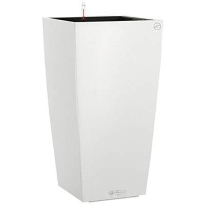 vasi lechuza prezzi vaso cubico color con set autoirrigazione lechuza 40 x 40