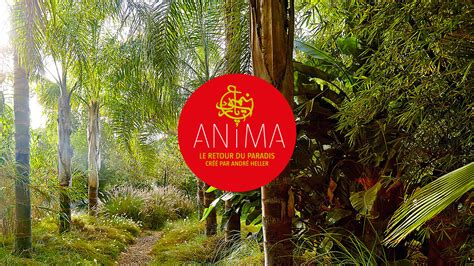 Jardin Anima  Le Paradis D'un Artiste à