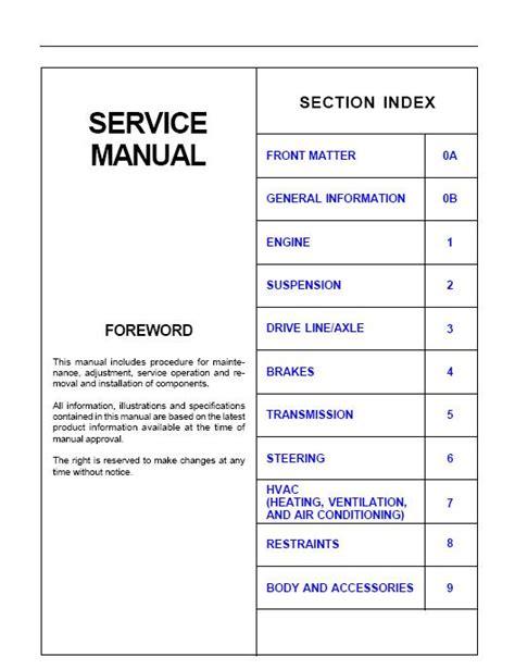 service manuals schematics 1991 subaru legacy user handbook subaru legacy ej22 service repair workshop manual 1991 1994 down