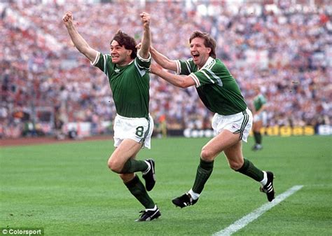 England v Republic of Ireland: Memorable meetings down the ...